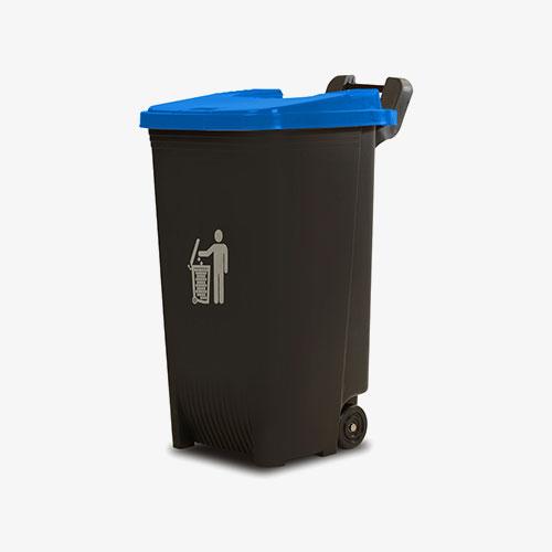 Trash Can W Wheels Garbage Bin Orocan Product